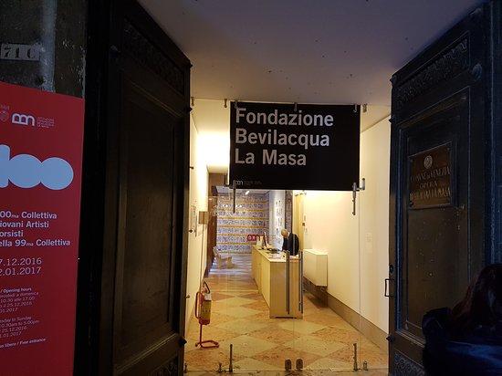 Biblioteca della Fondazione Bevilacqua La Masa