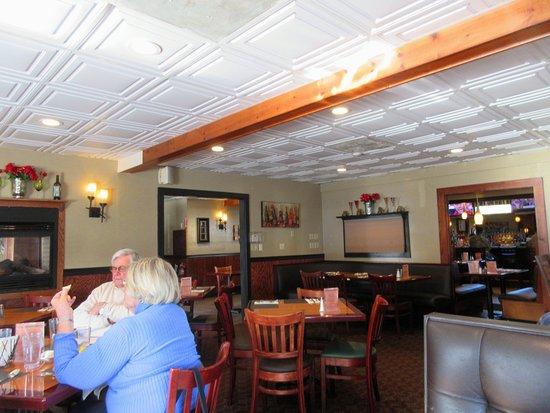 East Wareham, MA: Dining Room