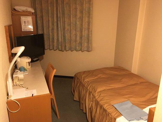 Urban  Hotel Nishiwaki: シングルルーム