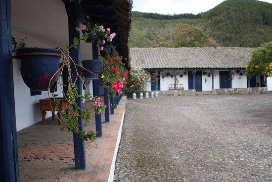 写真Hacienda Zuleta枚