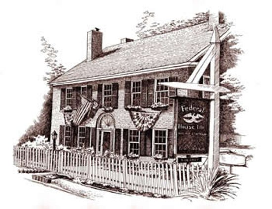 Plymouth, Nueva Hampshire: Federal House Inn