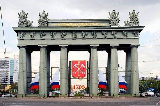 Moscow Triumphal Gates