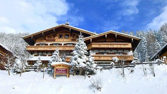 Hotel Pension Alpenhof Muhlbach