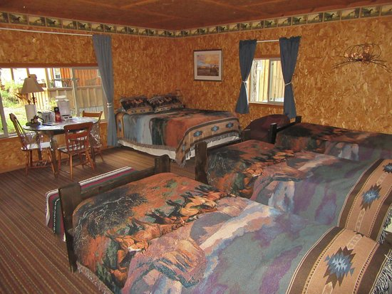 Winston, NM: Cowboy Cabin