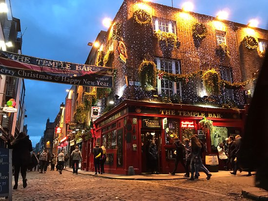 ‪The Temple Bar‬