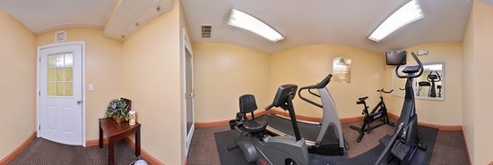Cleveland, TN: Fitness Room