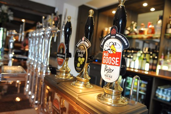The Stag at Offchurch: Real ales