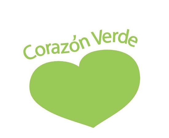 Corazon Verde: Logo de Corazón Verde