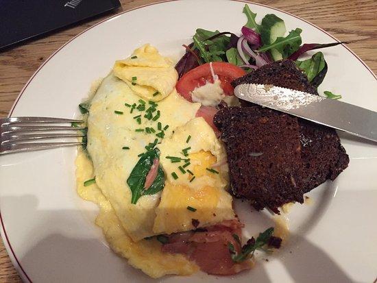 Cafe Saturnus : Exactly what I needed!