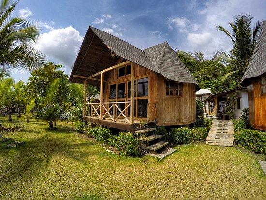 Cambutal, ปานามา: bungalow ocean view