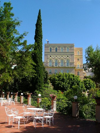 hotel visto dalla terrazza gelsomino - Picture of Excelsior Palace ...