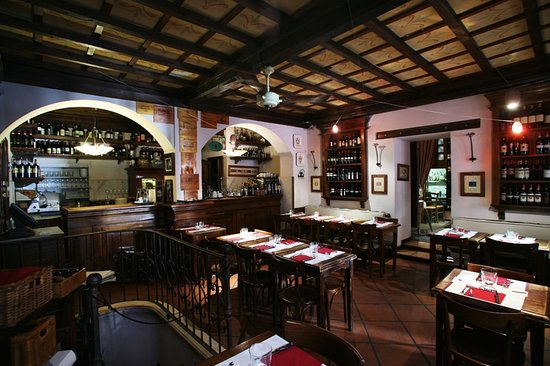 Vineria Il Chianti: Il nostro ristorante