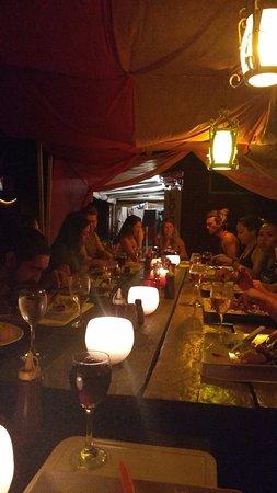 Mango Tree Hostel Bar Image