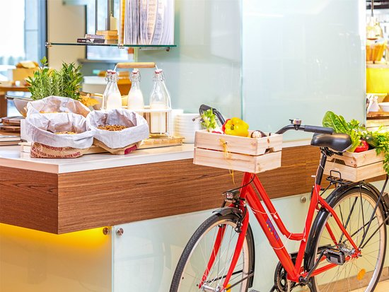 Park Inn by Radisson Kaunas: Breakfast buffet