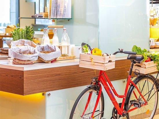 Park Inn Kaunas: Breakfast buffet