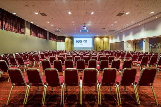 Park Inn Kaunas: Meeting room