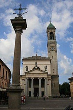 Monumento Della Croce Della Peste