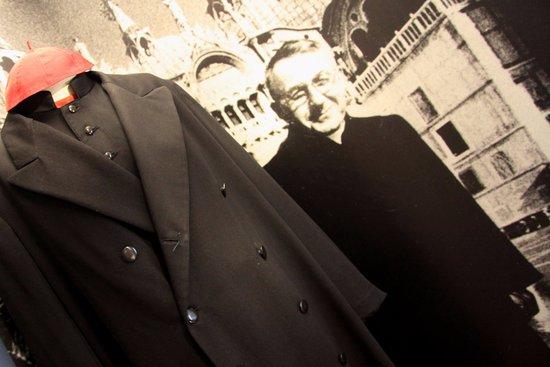 Museo Albino Luciani - MUSAL: Albino Luciani amava vestire in modo semplice, anche se era Patriarca di Venezia