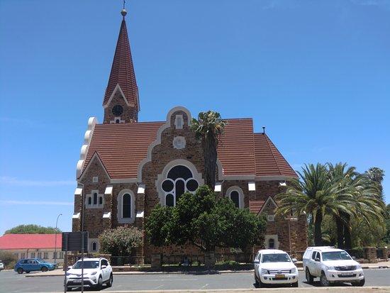 Windhoek, Namibia: die Christuskirche