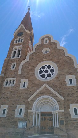 Windhoek, Namibia: Eingang