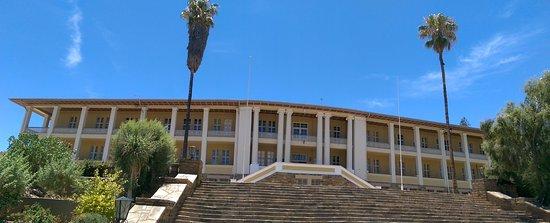 Windhoek, Namibia: der Tintenpalast