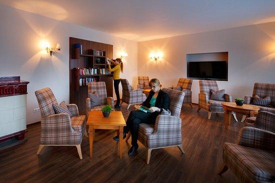 Hotel Saigerhöh: Bibliothek