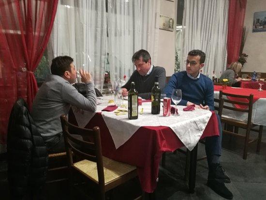 Viggiu, Italien: TRATTORIA DA VITO E SILVANA
