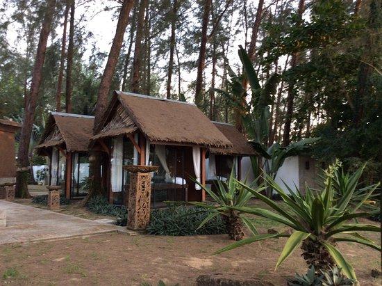 Entrance - Picture of Ocean Breeze Residence, Ko Kho Khao - Tripadvisor