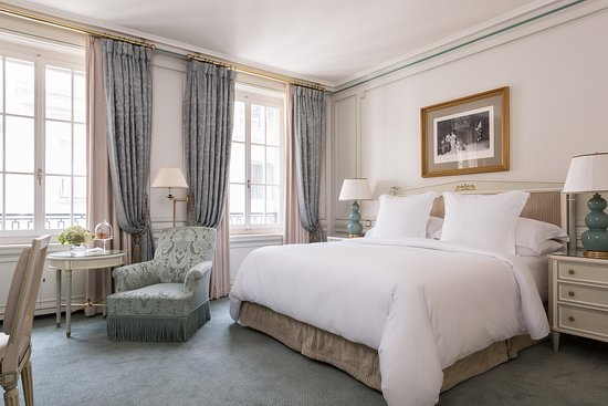 Four Seasons Hotel des Bergues Geneva: Standard Room