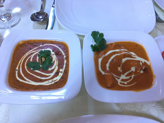 Palki Indian Cuisine: Butter Chicken & Daal Makhani