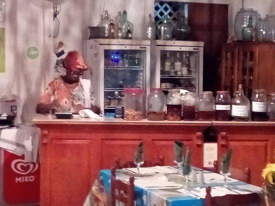 Capesterre, Guadeloupe: i punch e la maman