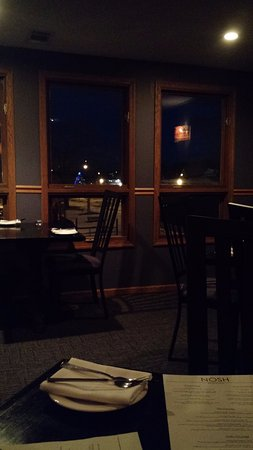 Lake City, MN: Nosh interior
