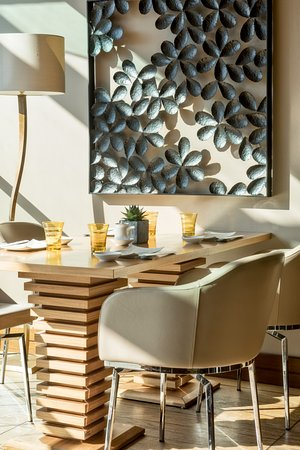 Four Seasons Hotel des Bergues Geneva : Izumi restaurant