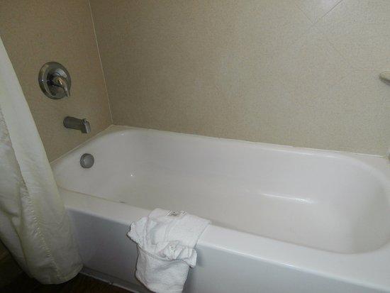 Griffin, GA: Guest Bathroom