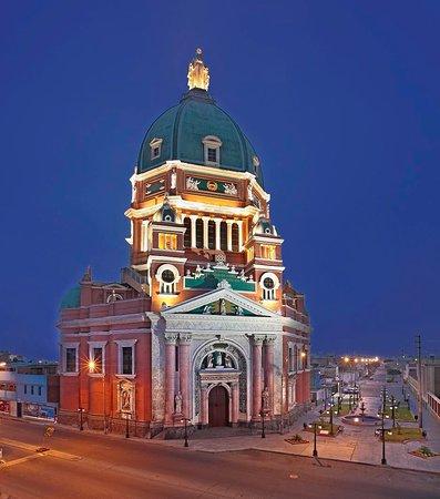 Iglesia y Santuario de Santa Rosa de Lima: Lima, Peru Churches and Cathedrals of the World