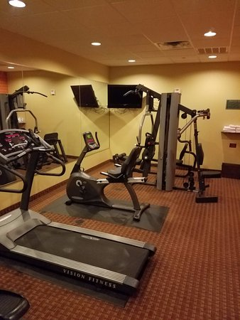 Marble Falls, TX: Exercise Room