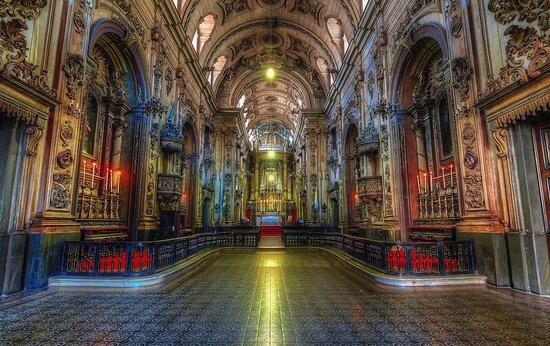 Igreja do Santíssimo Sacramento e Santa Teresinha