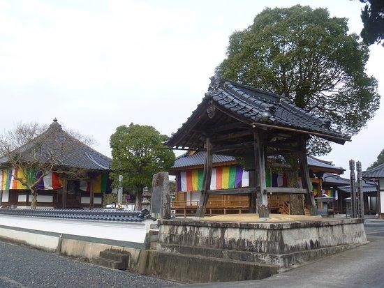 Kagamino-cho, ญี่ปุ่น: 境内の様子