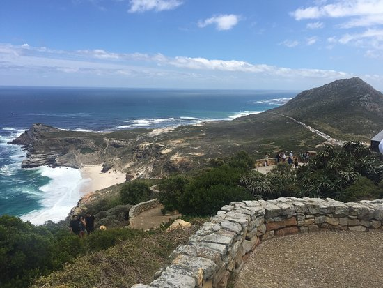 Kommetjie, África do Sul: View from Cape Point