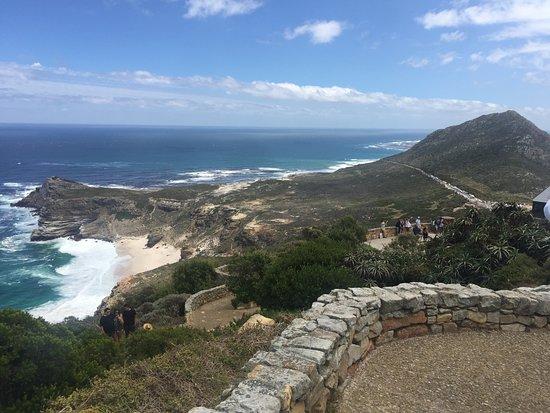 Kommetjie, Afrika Selatan: View from Cape Point