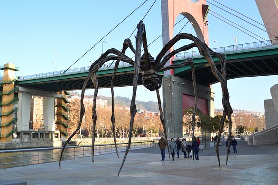 maman by louise bourgeois