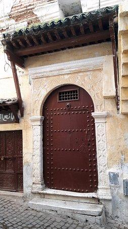 Alger, Argelia: doors