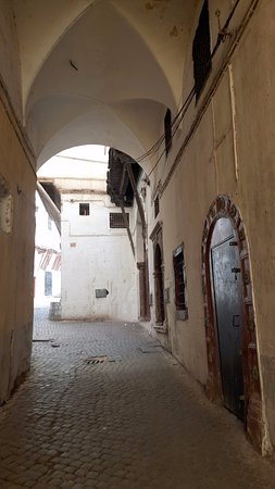 Alger, Argelia: street