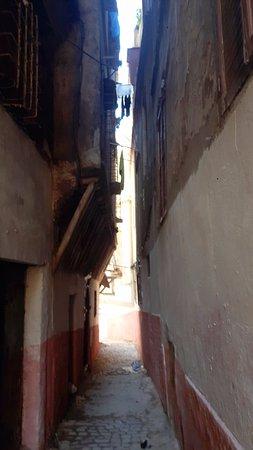 Algier Kasbah: another street