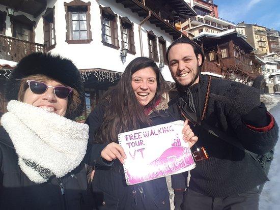 Free Veliko Tarnovo Walking Tours: 20170113_140034_large.jpg