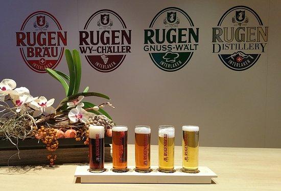 Rugenbraeu Brewery
