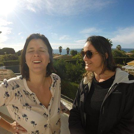 Porto Mos Residence: Our balcony view