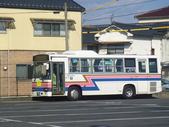 Northern Chutetsu Bus