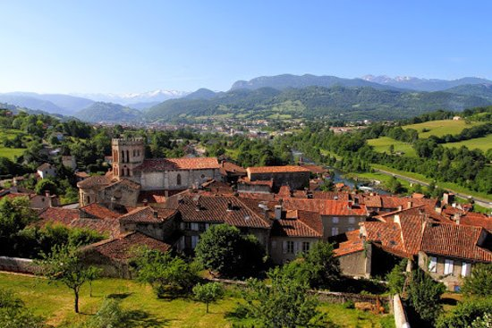 Saint-Girons, Prancis: Office de Tourisme Saint-Lizier