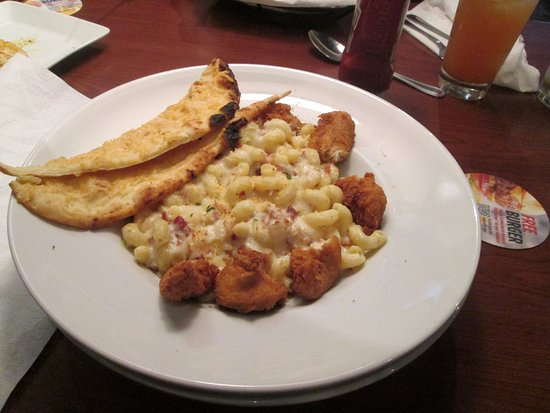 Orangeburg, SC: Crispy Chicken Mac N Cheese